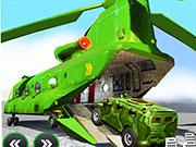 Us Army Vehicles Transport Simulator