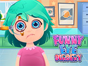 Funny Eye Surgery