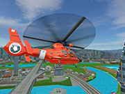 911 Rescue Helicopter Simulation