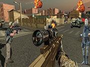 US Army Commando Elite Commando War