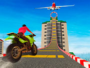 Sky Bike Stunt 3D