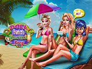 Doll Beach Bronze Prep