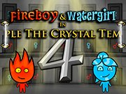 Fireboy and Watergirl Crystal Temple